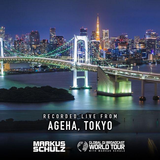 Global DJ Broadcast: Markus Schulz World Tour Tokyo (Jun 04 2020)