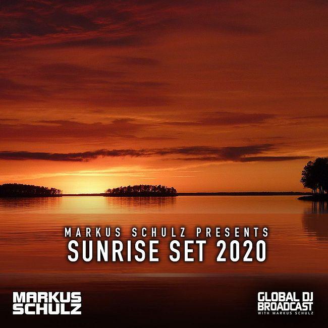Global DJ Broadcast: Markus Schulz 3 Hour Sunrise Set 2020