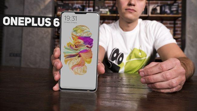 OnePlus 6 подъехал ????
