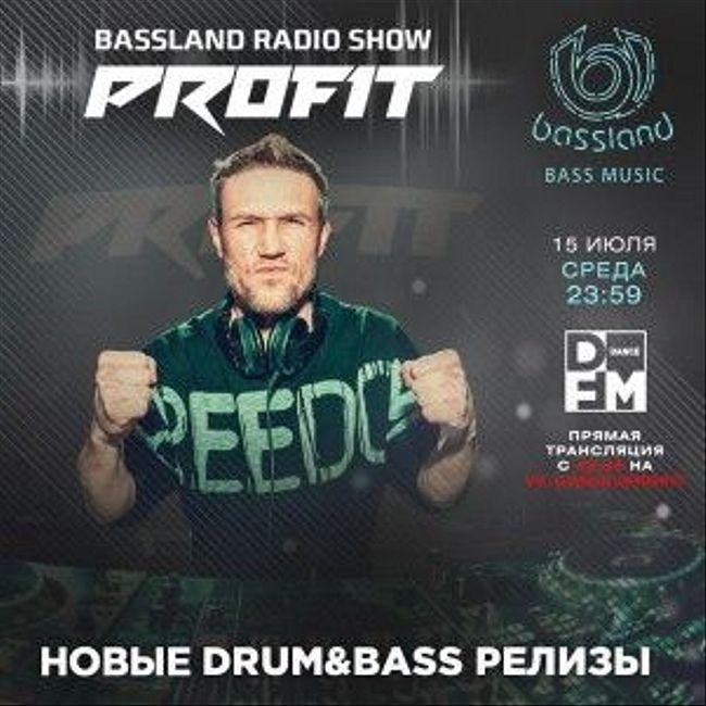 Bassland Show @ DFM (15.07.2020) - Новые Drum&Bass релизы