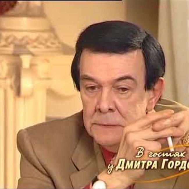 Магомаев: Мне на полгода запретили в России петь