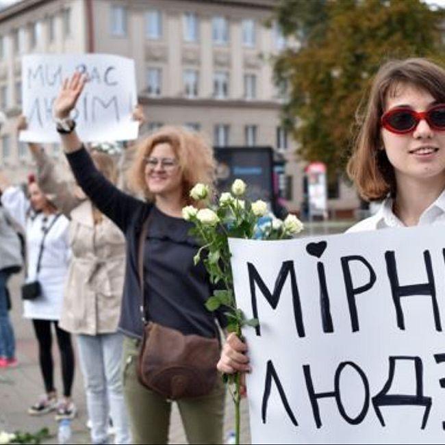 Лицом к событию. Беларусь зовут на стачку - 13 августа, 2020