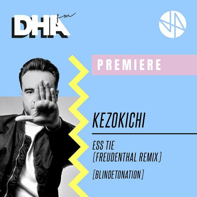 Premiere: Kezokichi - Ess Tie (Freudenthal Remix) [Blindetonation]