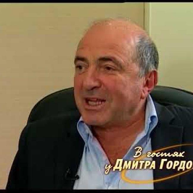 Березовский о Ющенко