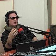 "Культовый музыкант группы ""Оберманекен"", Анжей Захарищев нарадио ФонтанкаФМ (091)"