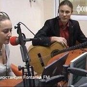 Живой концерт нарадио Фонтанка— Дмитрий Анисимов сыграл фламенко впрямом эфире! (351)