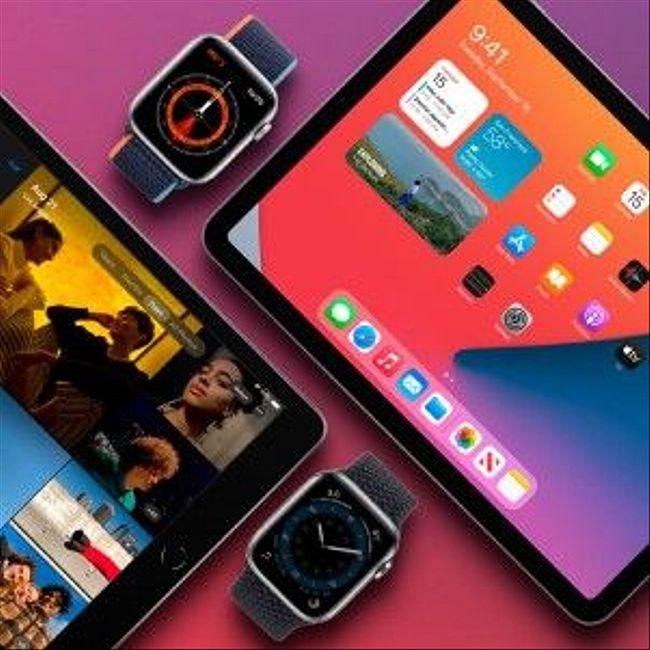 Новые яблочные девайсы и iOS