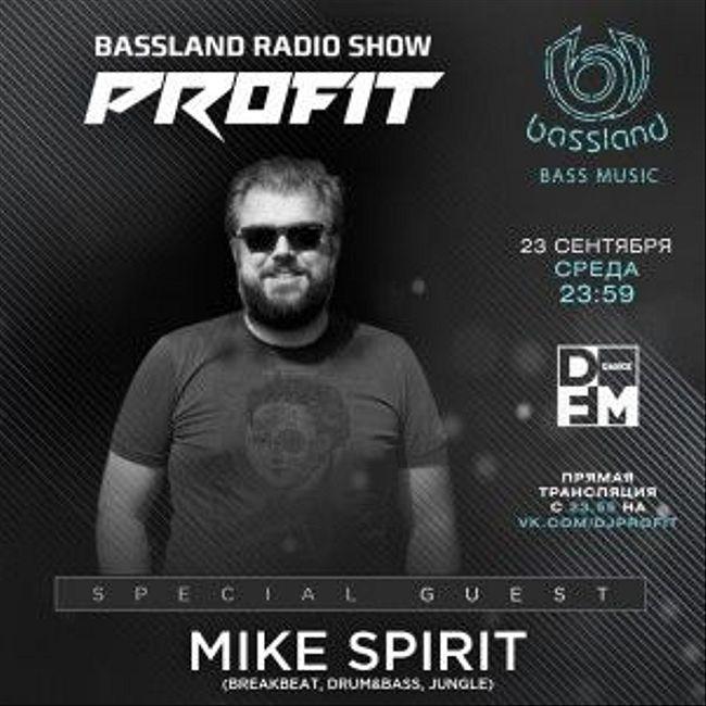 Bassland Show @ DFM (23.09.2020) - Special guest Mike Spirit