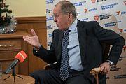 «Воевать с Украиной мы не будем, я вам обещаю»: что сказал Сергей Лавров в интервью Радио «Комсомольская правда»