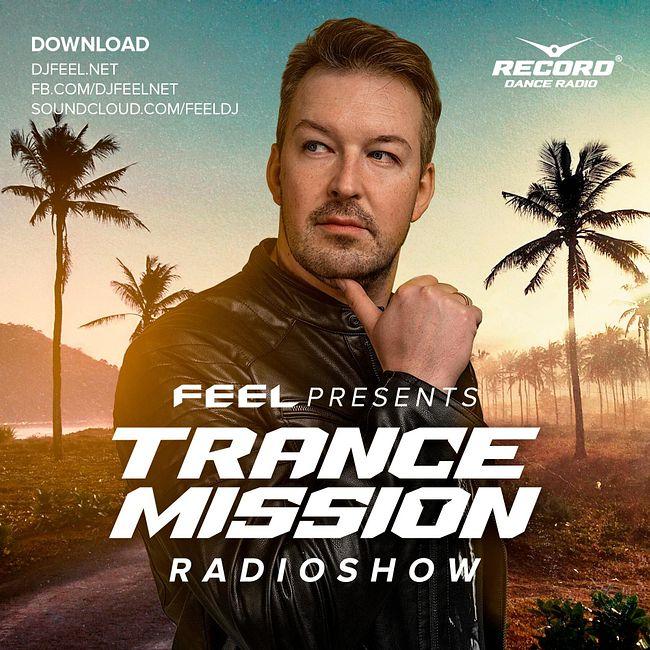 DJ Feel - Trancemission (23-08-2021) #1047