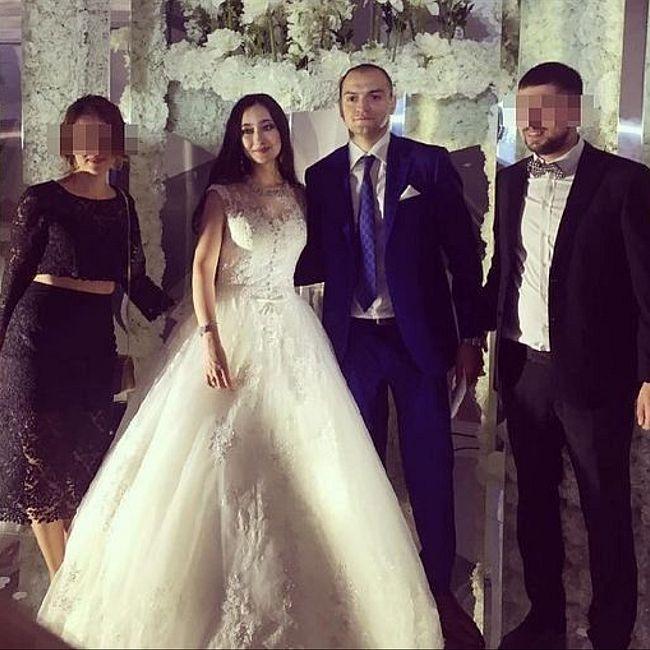 На свадьбе дочери кубанской судьи за 2 миллиона долларов пели Басков, Меладзе, Кобзон и Брежнева