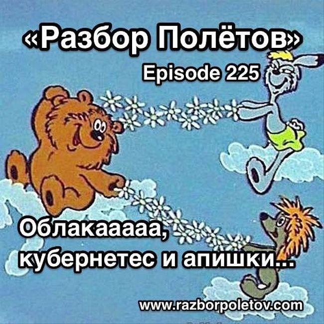 Episode 225 — Interview - Облакааааа, кубернетес и апишки…