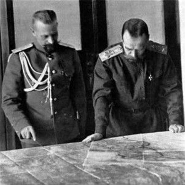 Мрачный март 1916 - Нарочская операция