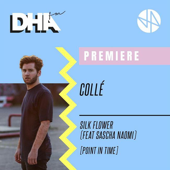 Premiere: Collé - Silk Flower Feat. Sascha Naomi [Point In Time]