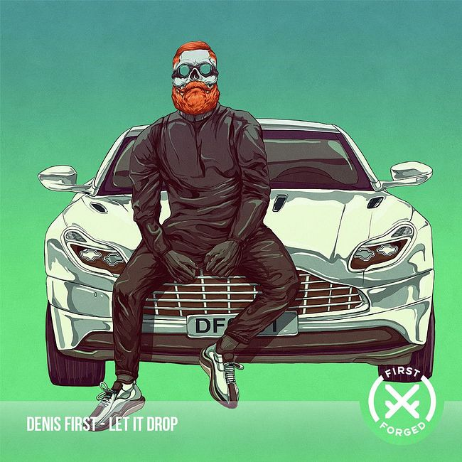 Denis First - Let It Drop [Radio Mix]