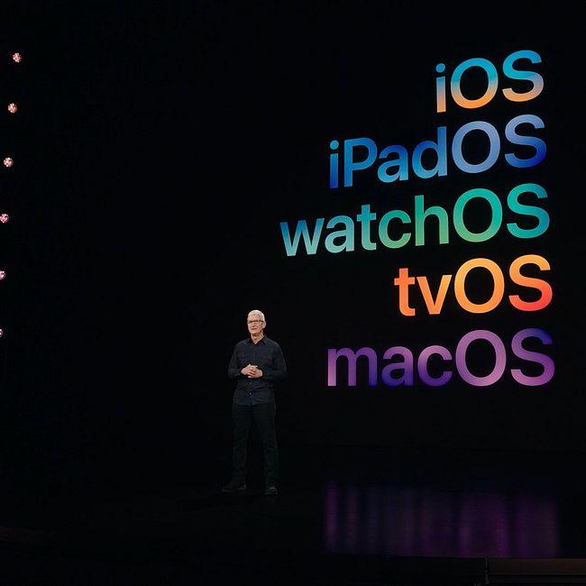 Что мы узнали нового про Операционки от Apple