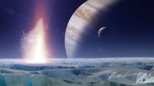 NASA планирует высадку на Европу