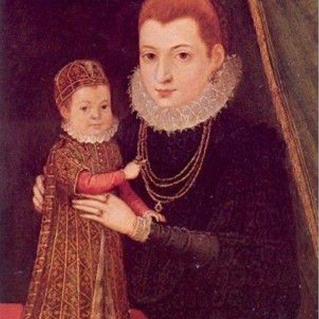 Мария Стюарт. Часть 1. Битва за королеву