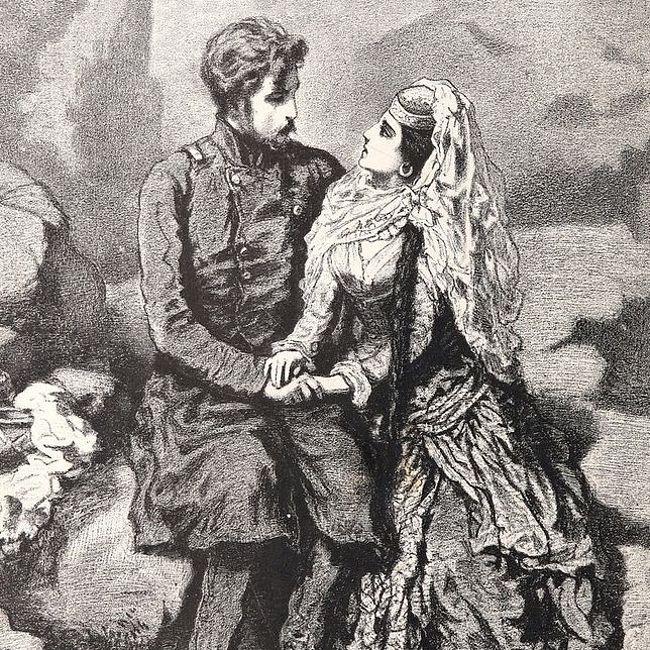 4 Кавказский пленник (А.С. Пушкин)