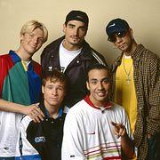 Мурашки по коже: Backstreet Boys - I Want It That Way