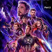 590. Film Club: Avengers Endgame / Marvel Cinematic Universe (with Fred Eyangoh)