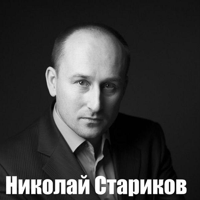 Николай Стариков: Беседа о Сталине