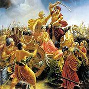 БГ гл.1 На поле битвы Курукшетра