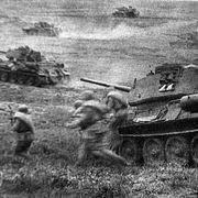 События Курской битвы и первый салют