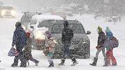 Воспитывайте себя! Безопасность детей на зимней дороге