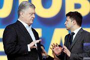 Тема дня : Первые итоги выборов на Украине