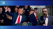 Нью-Йорк и Нью-Джерси судятся с Министерством финансов США - Май 07, 2019