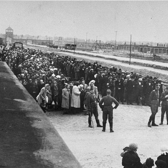 Как Германия захватила Венгрию и пыталась торговать евреями