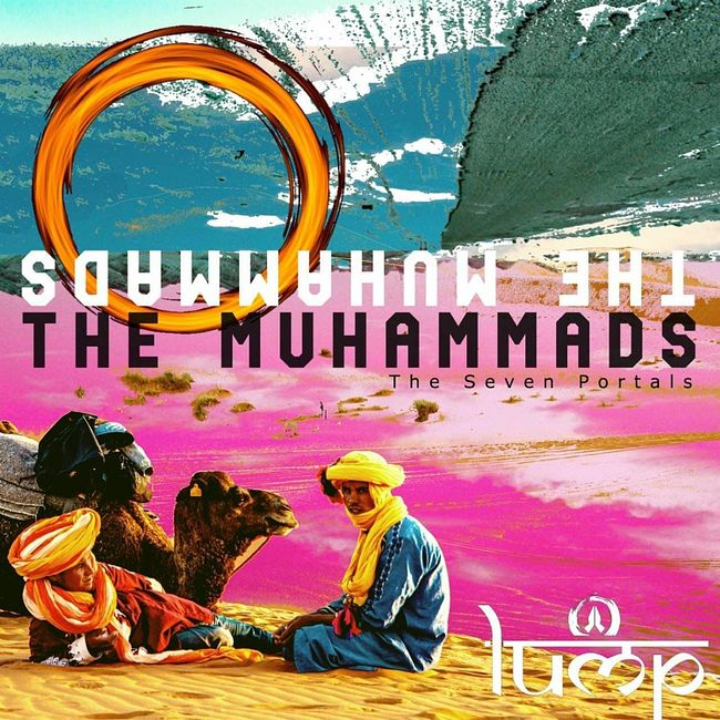 Premiere: The Muhammads — Prajna [Lump Records]