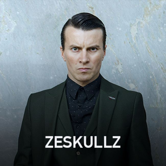 Zeskullz presents @ Record Club #137 - DIBIDABO (23-09-2021)
