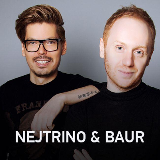 Nejtrino & Baur @ Record Сlub #226 (28-07-2021)