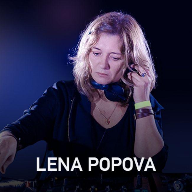 Lena Popova @ Record Club #1053 (22-09-2021)