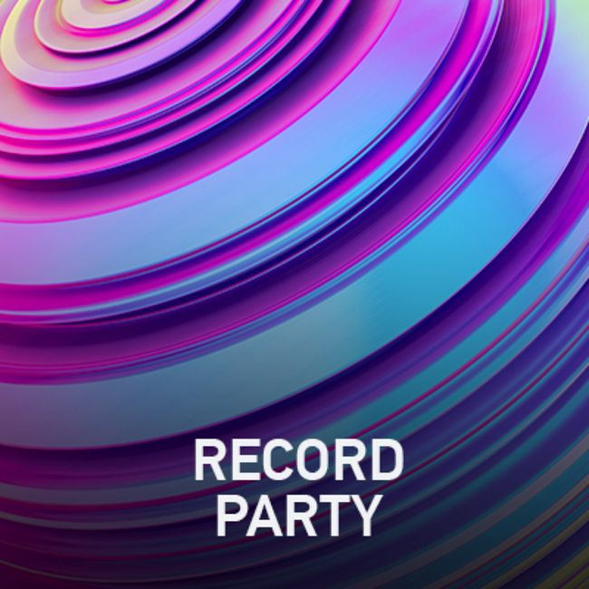 Record Party #141 (18-09-2021)