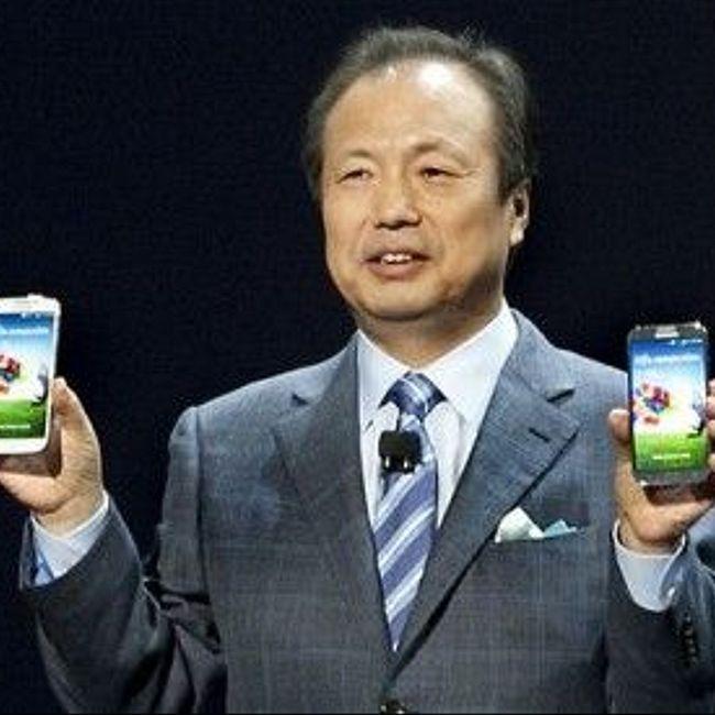 IT-trend 17. Явление Samsung Galaxy S4 и Apple-батхёрт.