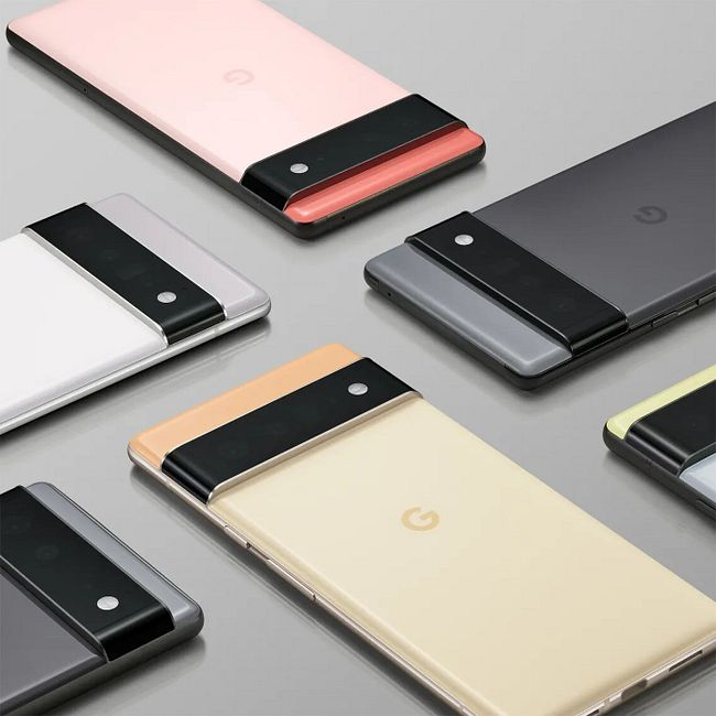 А вы продаёте или показываете смартфоны? Красивые