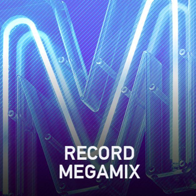 Megamix by DJ Peretse #2363 (10-09-2021)