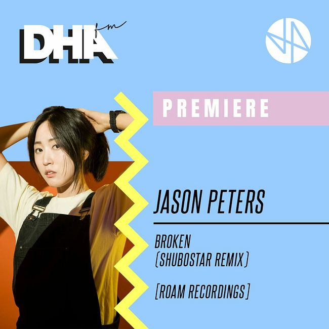 Premiere: Jason Peters - Broken (Shubostar Remix) [Roam Recordings]