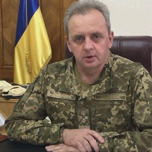 Киеву мерещатся русские танки