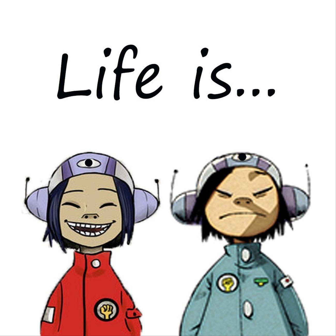 Life is ... Подкаст о жизни без границ