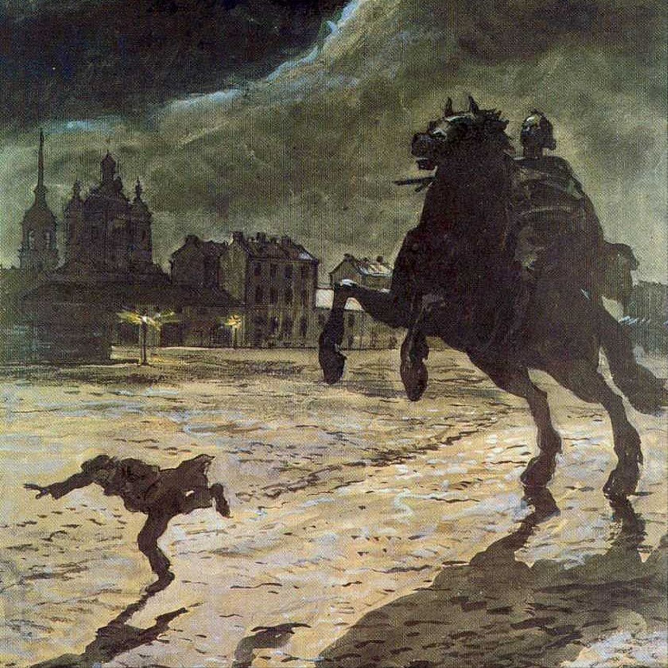 Медный всадник (А.С. Пушкин)