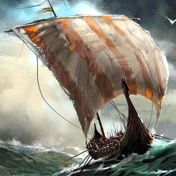 Драконы моря