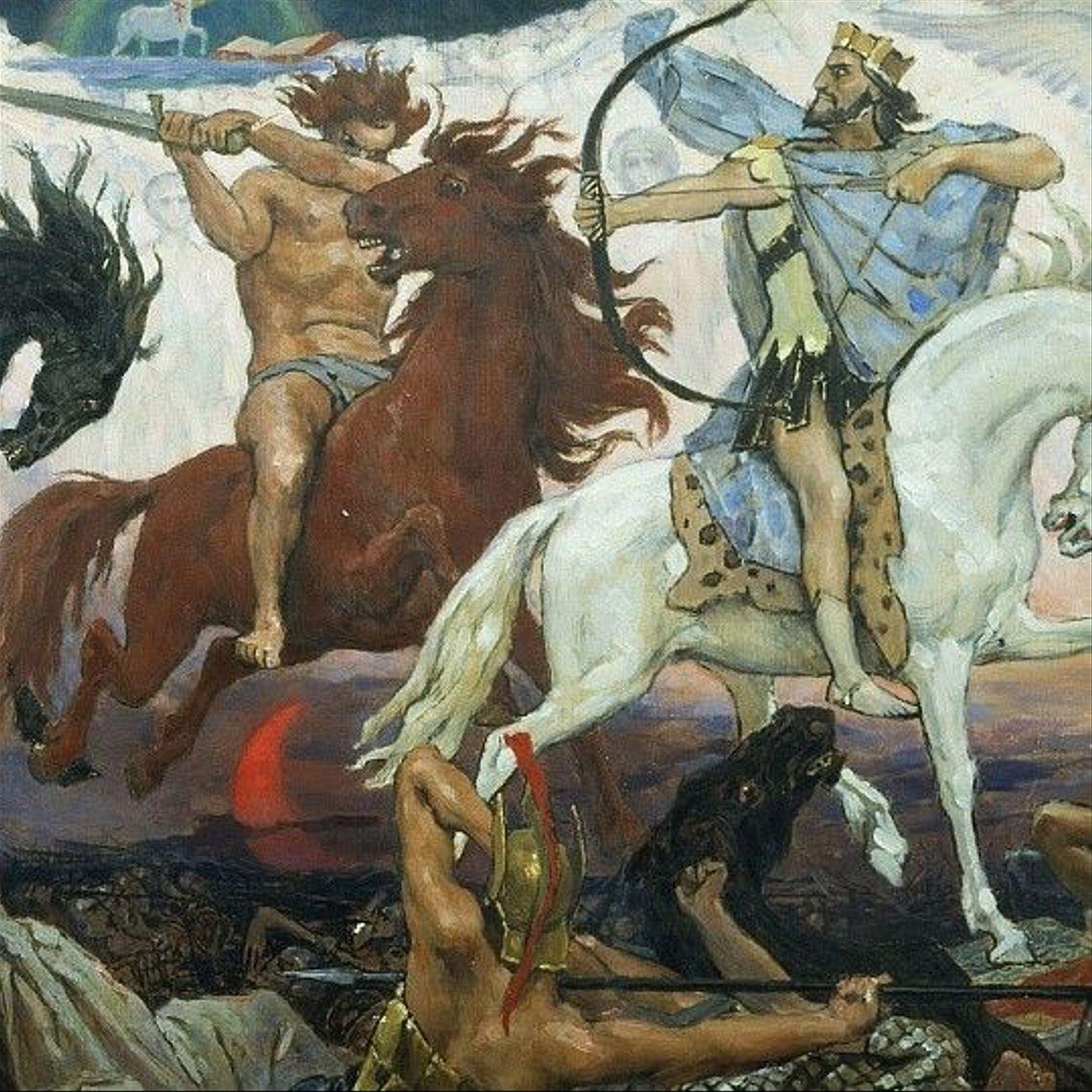 Религиозные войны (Клим Жуков)