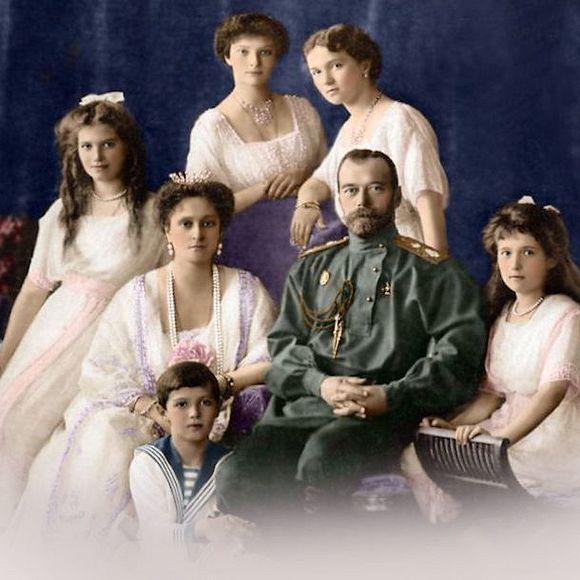 Расстрел семьи Романовых