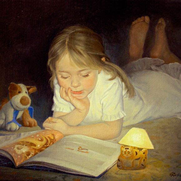 Книжкой под подушкой