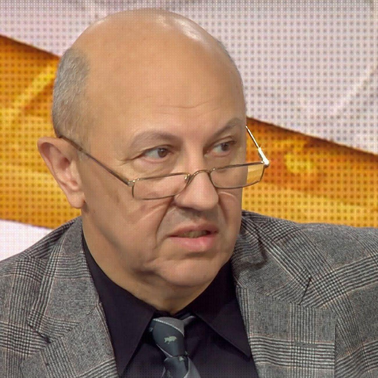 Андрей Фурсов на Царьграде
