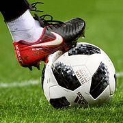Футбол с Калуцким